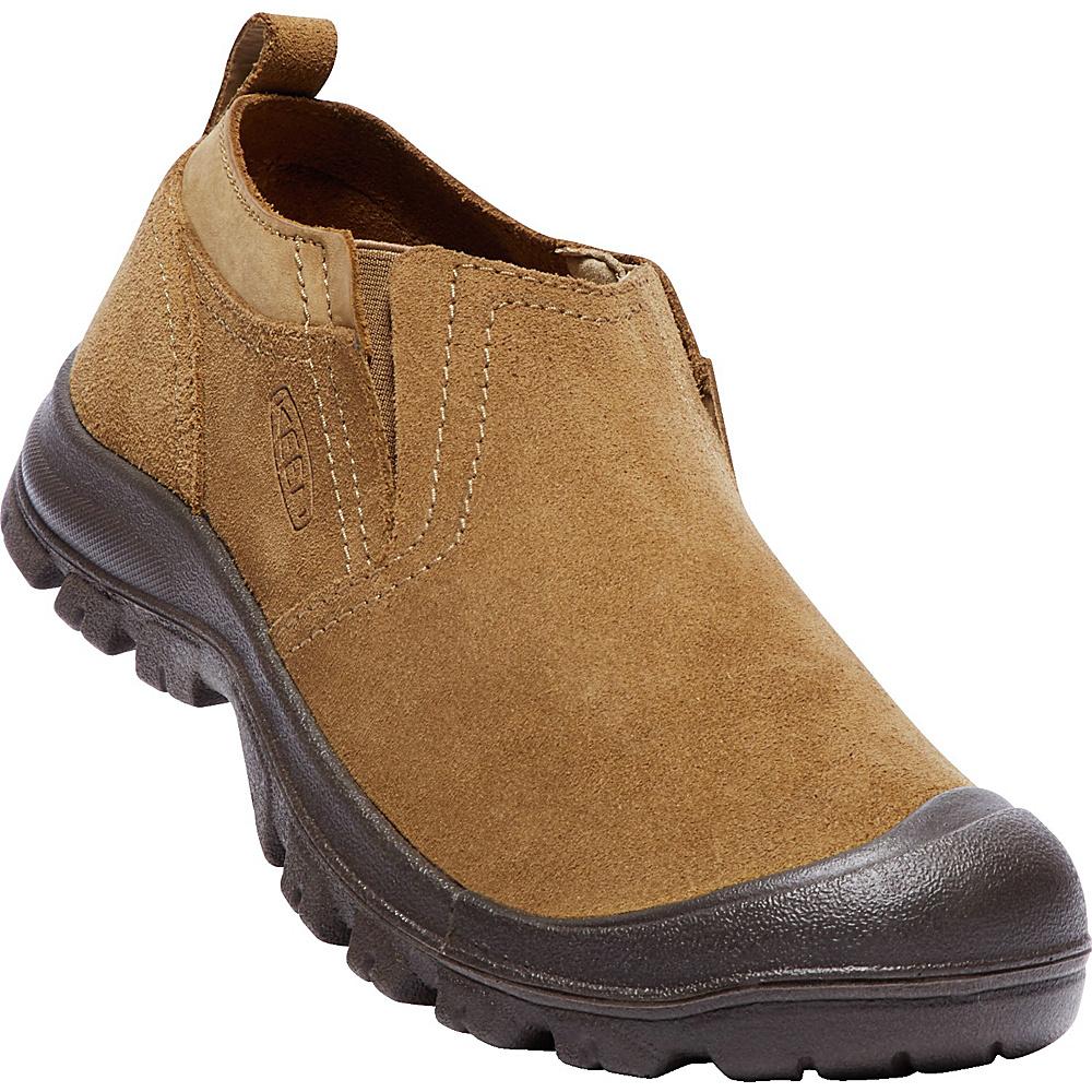 KEEN Mens Grayson Slip-On Shoes 12 - Coyote/Scylum - KEEN Mens Footwear - Apparel & Footwear, Men's Footwear
