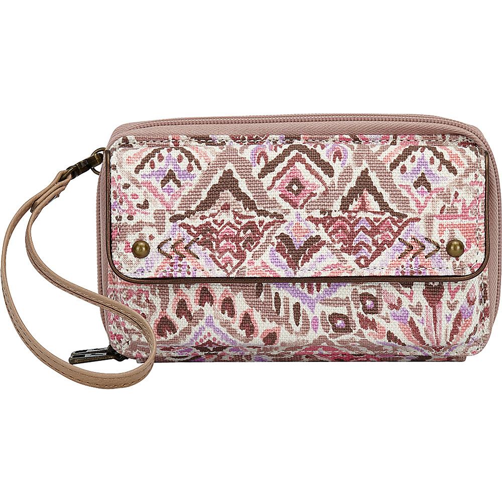 Sakroots Luna Smartphone Crossbody Fawn Brave Beauti - Sakroots Fabric Handbags - Handbags, Fabric Handbags
