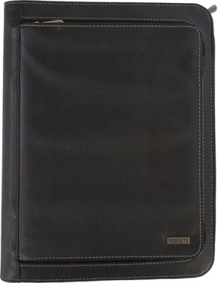 Roots 73 Padfolio with Tablet Holder Black - Roots 73 Business Accessories