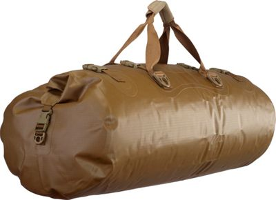 Watershed Mississippi Dry Duffel Coyote - Watershed Outdoor Duffels