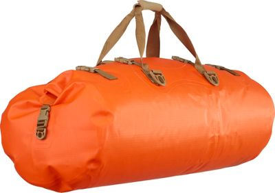 Watershed Mississippi Dry Duffel Orange - Watershed Outdoor Duffels
