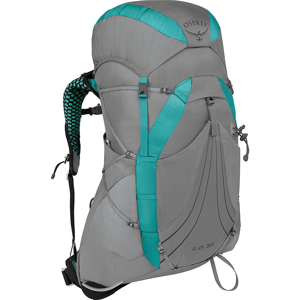 Osprey Eja 38 Hiking Backpack Moonglade Grey – SM - Osprey Backpacking Packs - Outdoor, Backpacking Packs