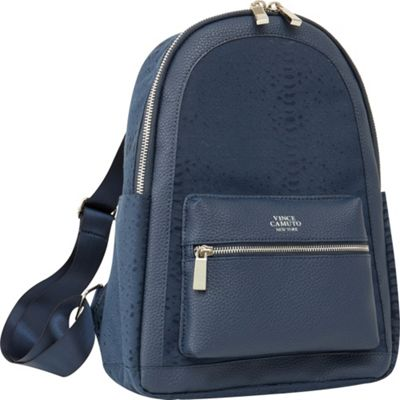Vince Camuto Luggage Ameliah 15 inch Backpack Dark Navy - Vince Camuto Luggage Everyday Backpacks