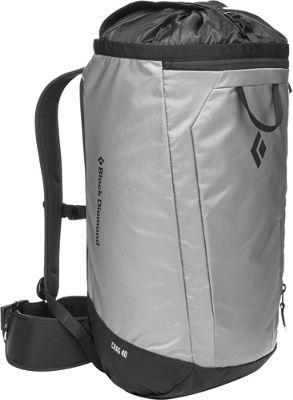 Black Diamond Crag 40 Hiking Pack Nickel - Small/Medium -...