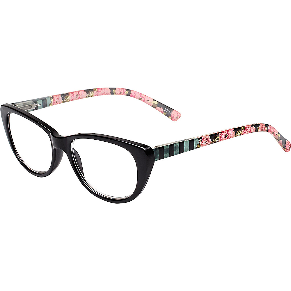 Select-A-Vision VK Couture Reading Glasses +1.25 - Black - Select-A-Vision Sunglasses - Fashion Accessories, Sunglasses