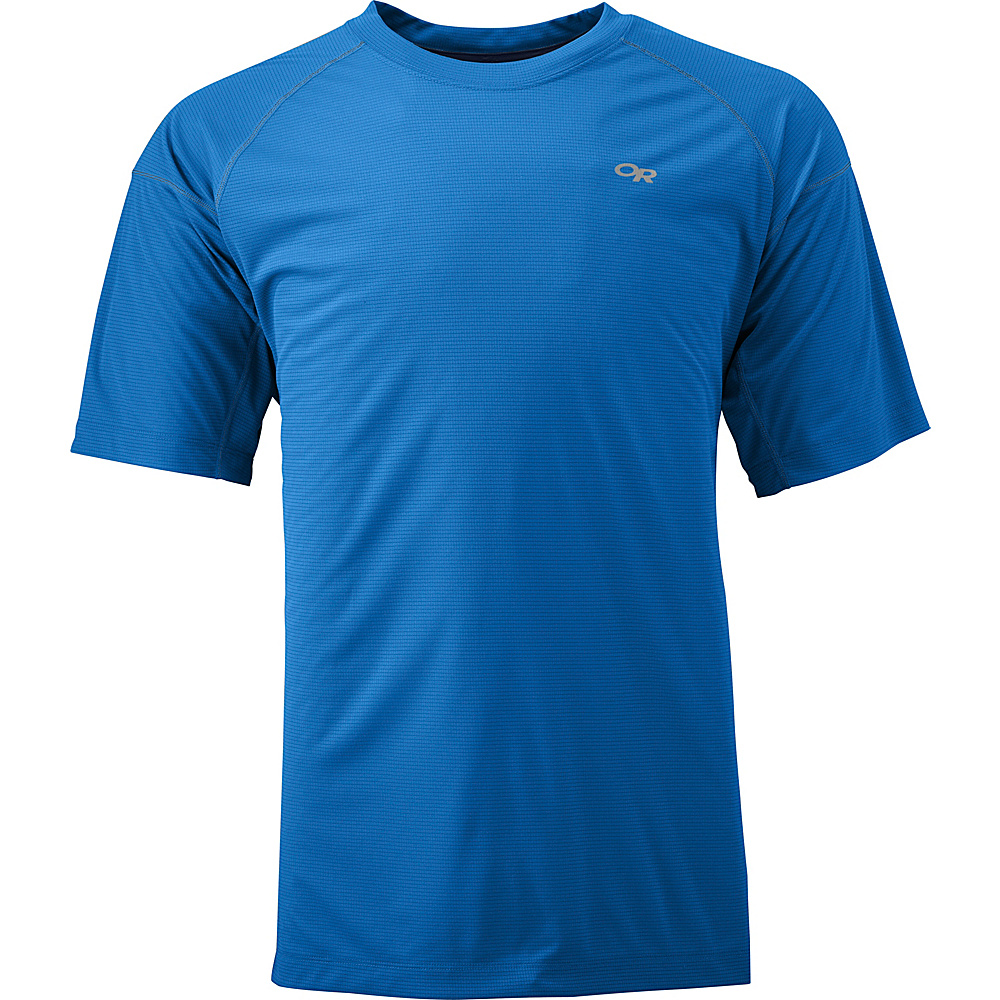 Outdoor Research Echo Tee S - Glacier/Night - Outdoor Research Mens Apparel - Apparel & Footwear, Men's Apparel