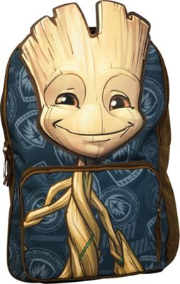 Marvel Guardians Of The Galaxy Groot Backpack Brown - Marvel Kids' Backpacks
