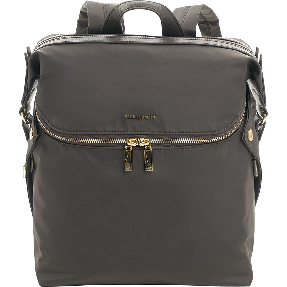 Hedgren Paragon Medium Backpack Pavement - Hedgren Fabric Handbags