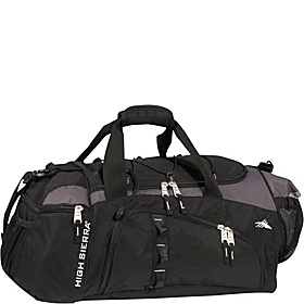 Ballbusta 24'' Cross-Sport Duffel Black/Charcoal