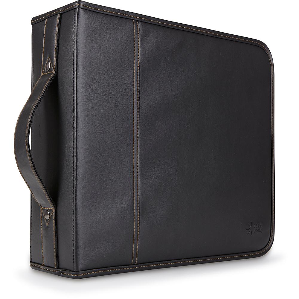 Case Logic 208 Capacity CD Wallet Black Koskin