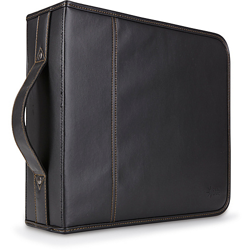 Case Logic 208 Capacity CD Wallet - Black Koskin
