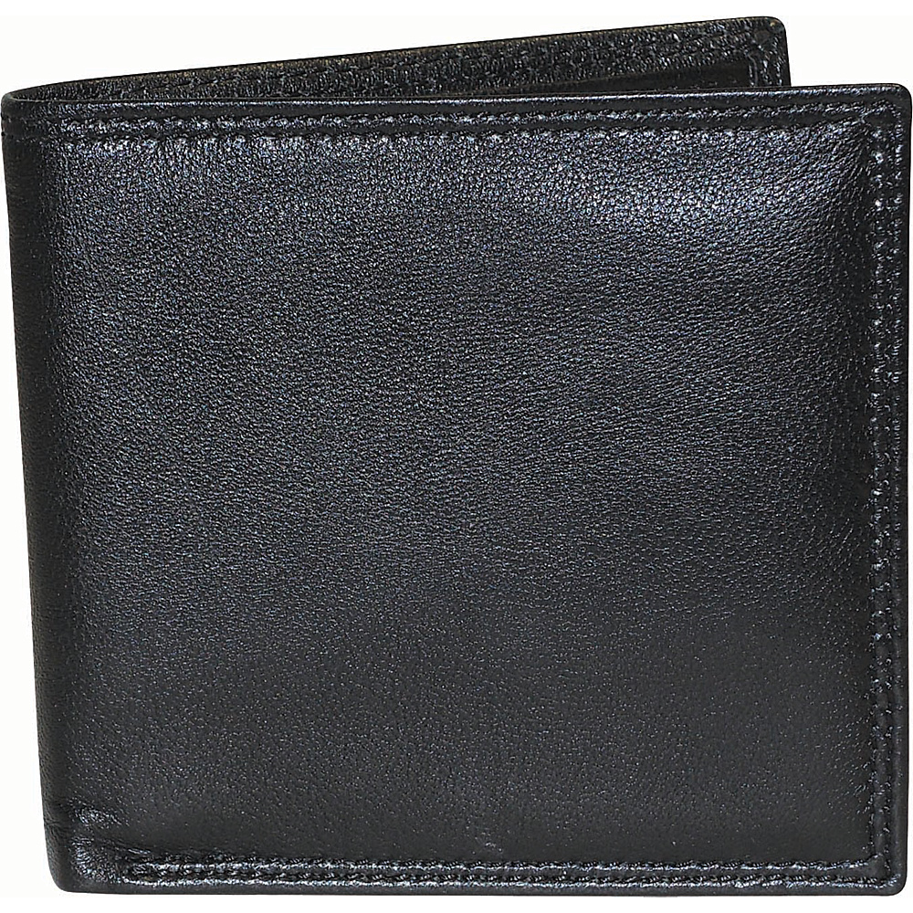 Buxton Modernist II Cardex Black - Buxton Mens Wallets - Work Bags & Briefcases, Men's Wallets