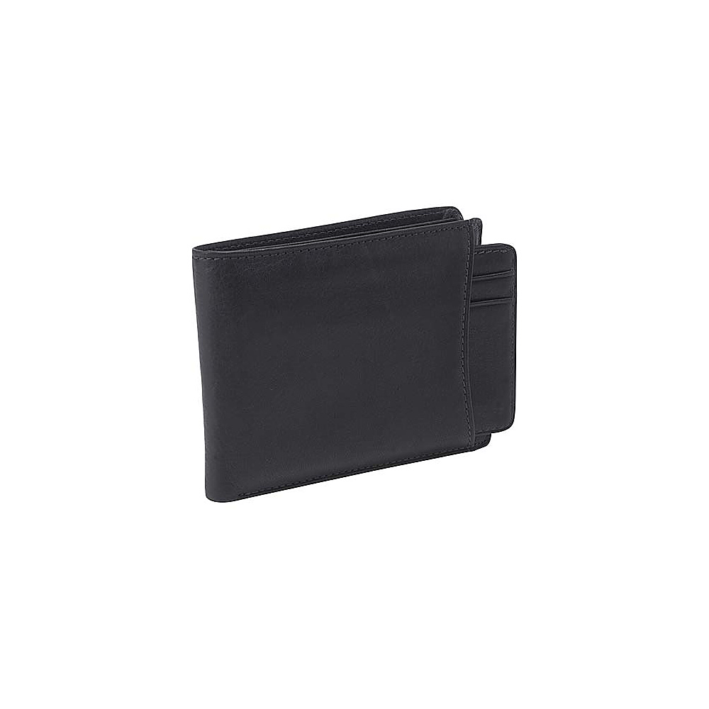 Osgoode Marley Cashmere Convertible Billfold - Black - Work Bags & Briefcases, Men's Wallets