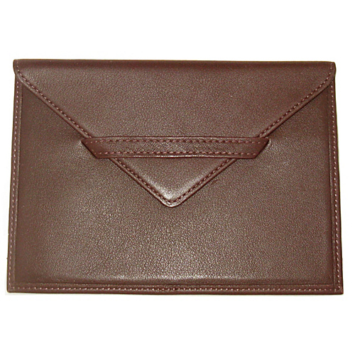 Royce Leather Envelope Photo Holder - Coco/Coco