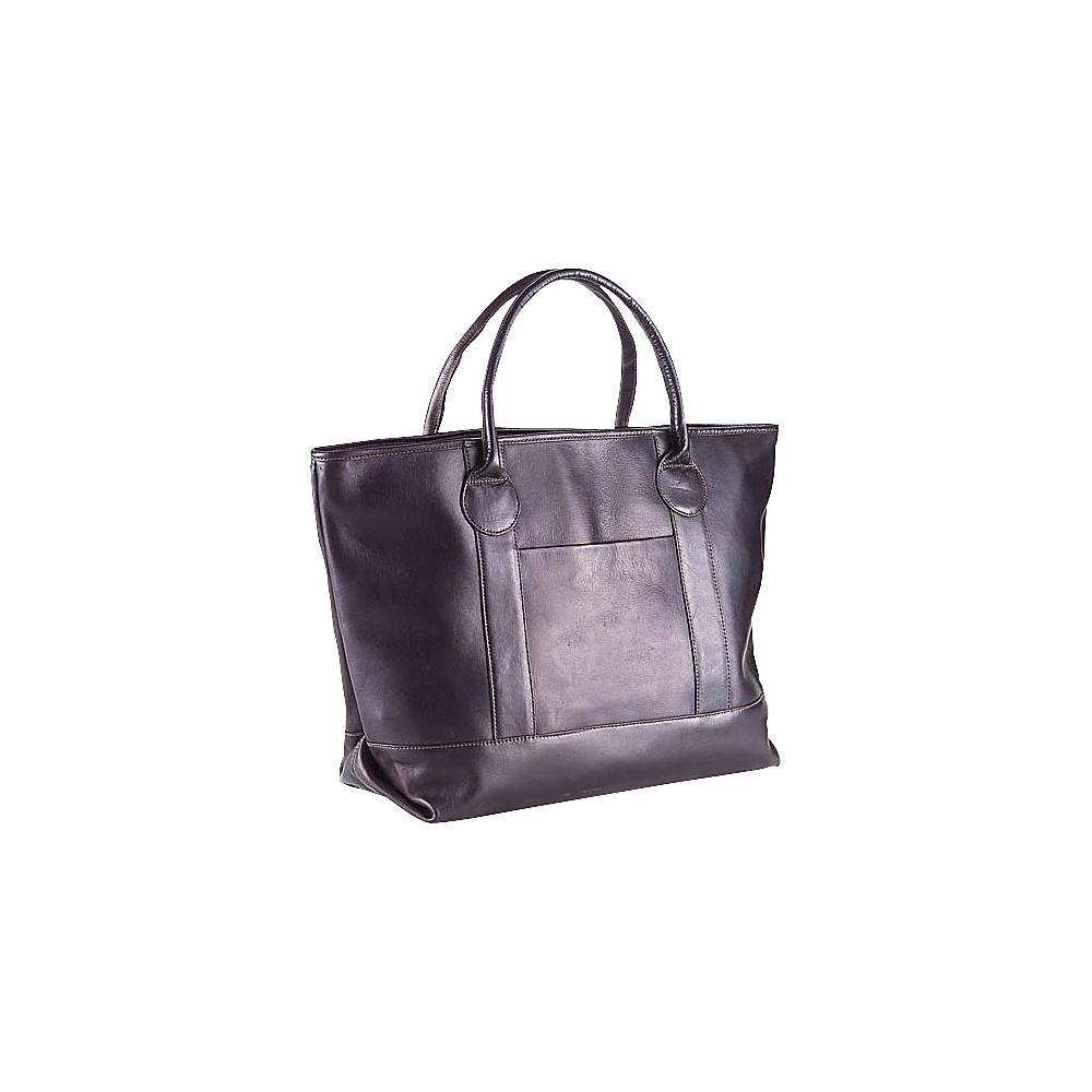 Clava Nantucket Tote - Vachetta Cafe - Handbags, Leather Handbags