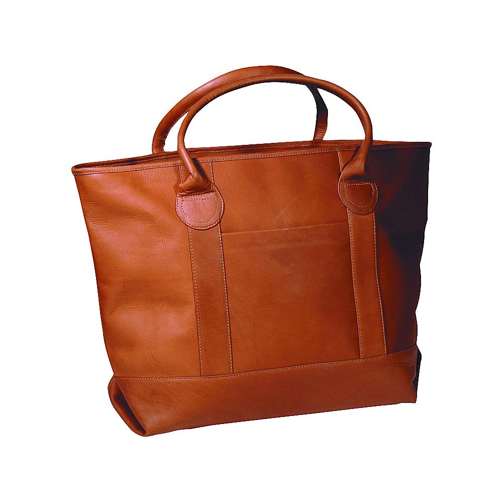 Clava Nantucket Tote - Vachetta Tan - Handbags, Leather Handbags