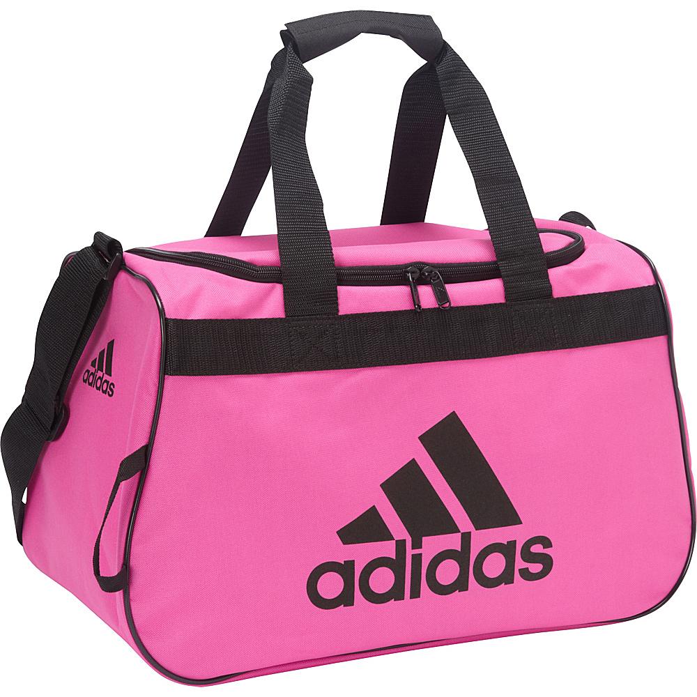 93181c643936 adidas Diablo Duffel Small Intense Pink Black - adidas Gym Duffels -  Duffels