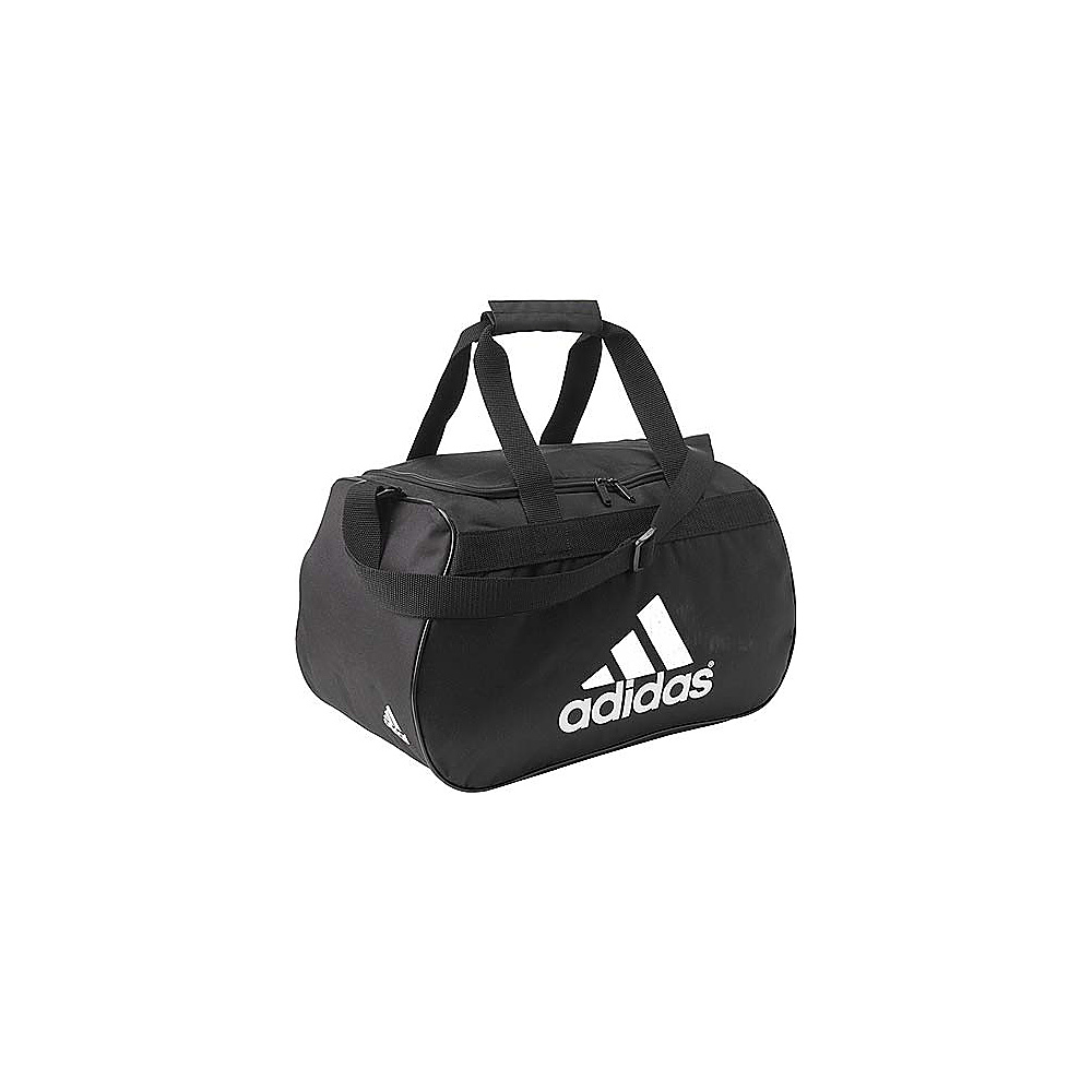 adidas Diablo Duffel Small Black - adidas All Purpose Duffels