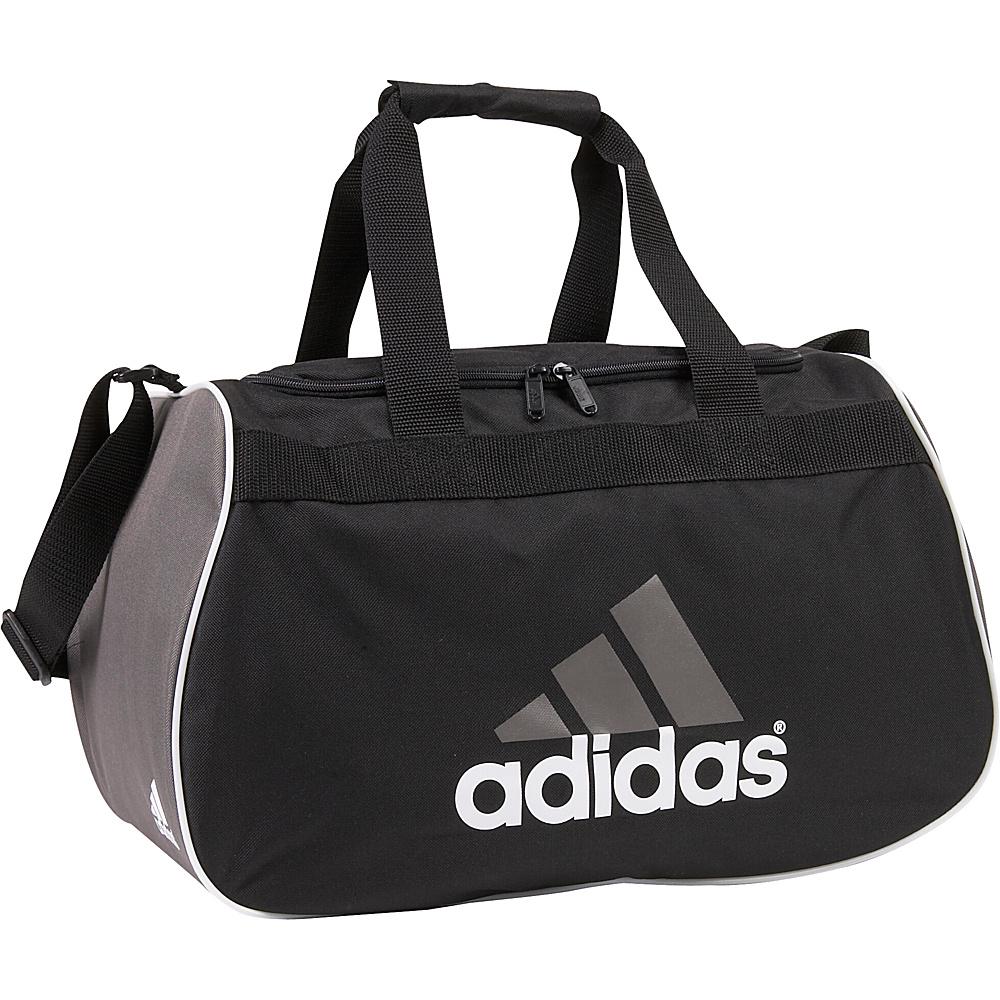 adidas Diablo Duffel Small Storm Grey/Black/White - adidas Gym Duffels - Duffels, Gym Duffels