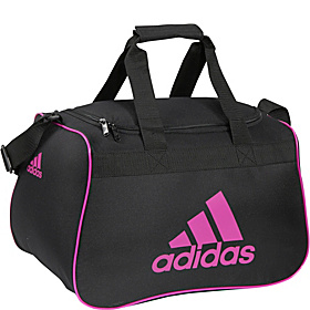 Diablo Duffel Small Black/Intense Pink