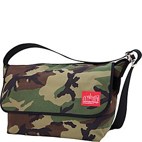 Vintage Messenger Bag - Large Camo