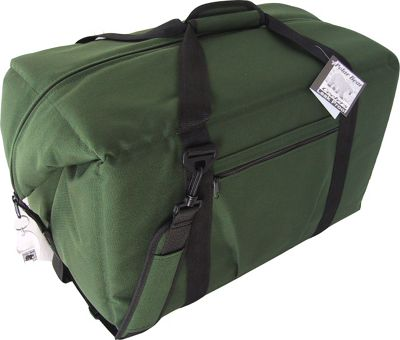 Polar Bear Coolers Polar Bear Coolers 48 Pack Soft Side Cooler - Green Green - Polar Bear Coolers Outdoor Coolers