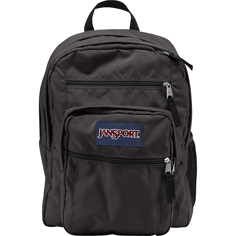 Jansport Big Student Pack Backpack Forge Grey
