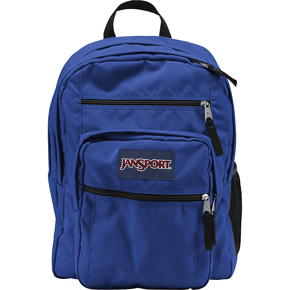 Jansport Big Student Pack Backpack - Blue Streak - Backpacks, School & Day Hiking Backpacks