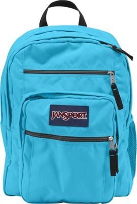 JanSport Big Student Backpack: JanSport Big Student backpack. Allover ...