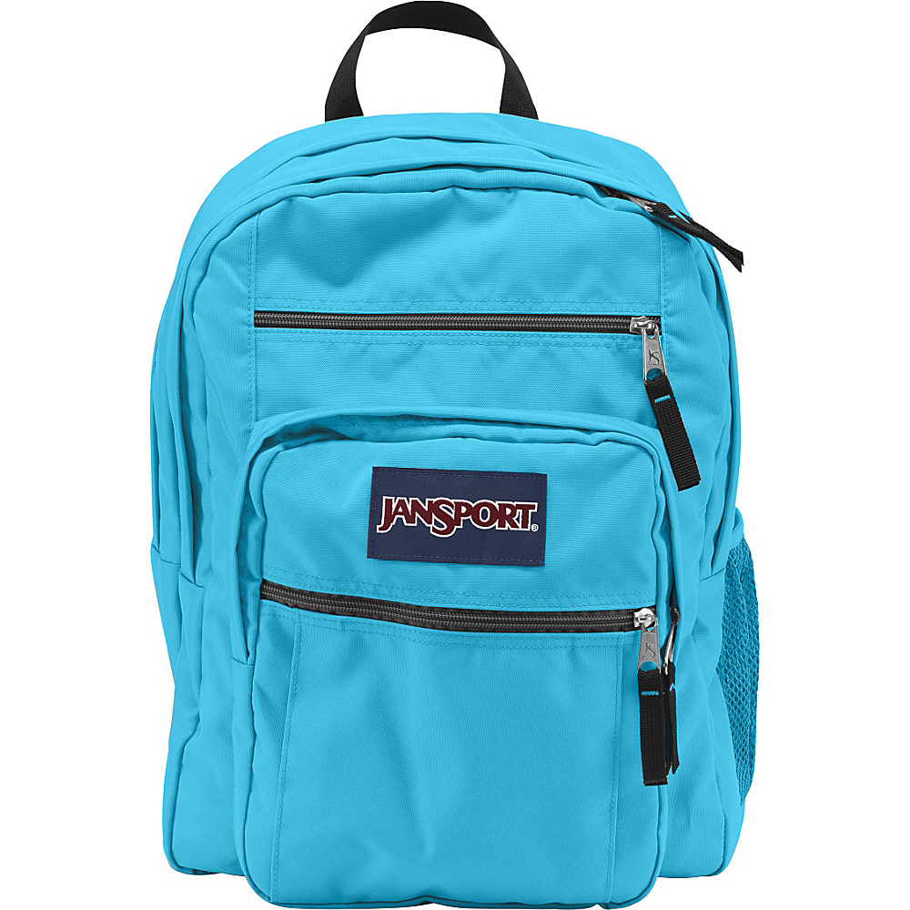 eBags Coupons for Jansport Big Student Pack Backpack - Mammoth Blue