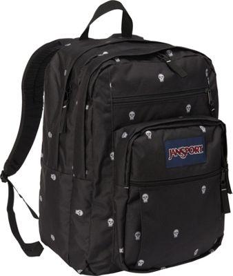 UPC 757969407974 - JanSport Big Student Backpack - Black Pop ...