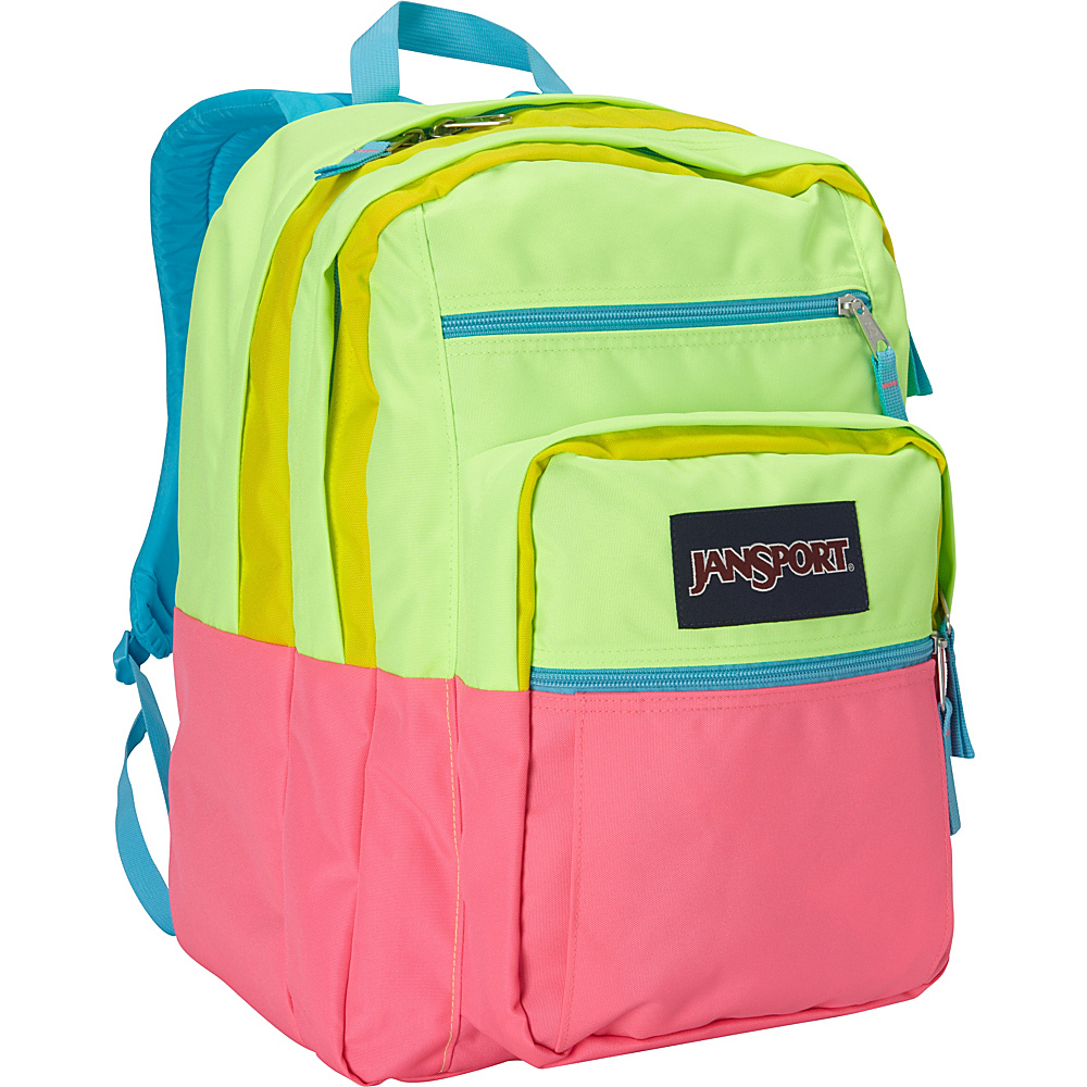 UPC 888366020623 - JanSport Big Student Backpack - Color Block ...