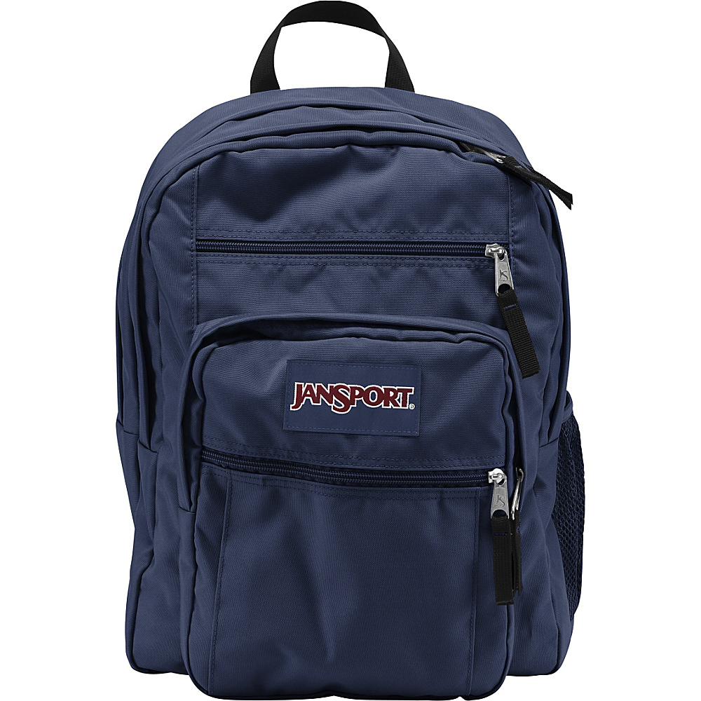 Jansport Big Student Pack Backpack Navy