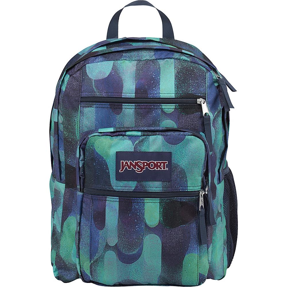 JanSport Big Student Backpack Multi Lava Lamp - JanSport School & Day Hiking Backpacks - Backpacks, School & Day Hiking Backpacks