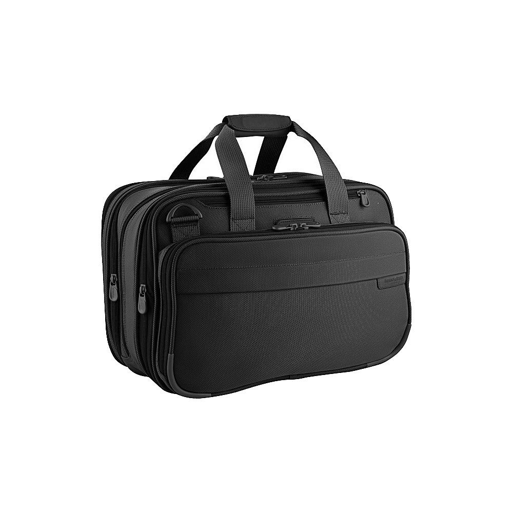 Briggs & Riley Baseline 17 Double Expandable Tote - Luggage, Luggage Totes and Satchels