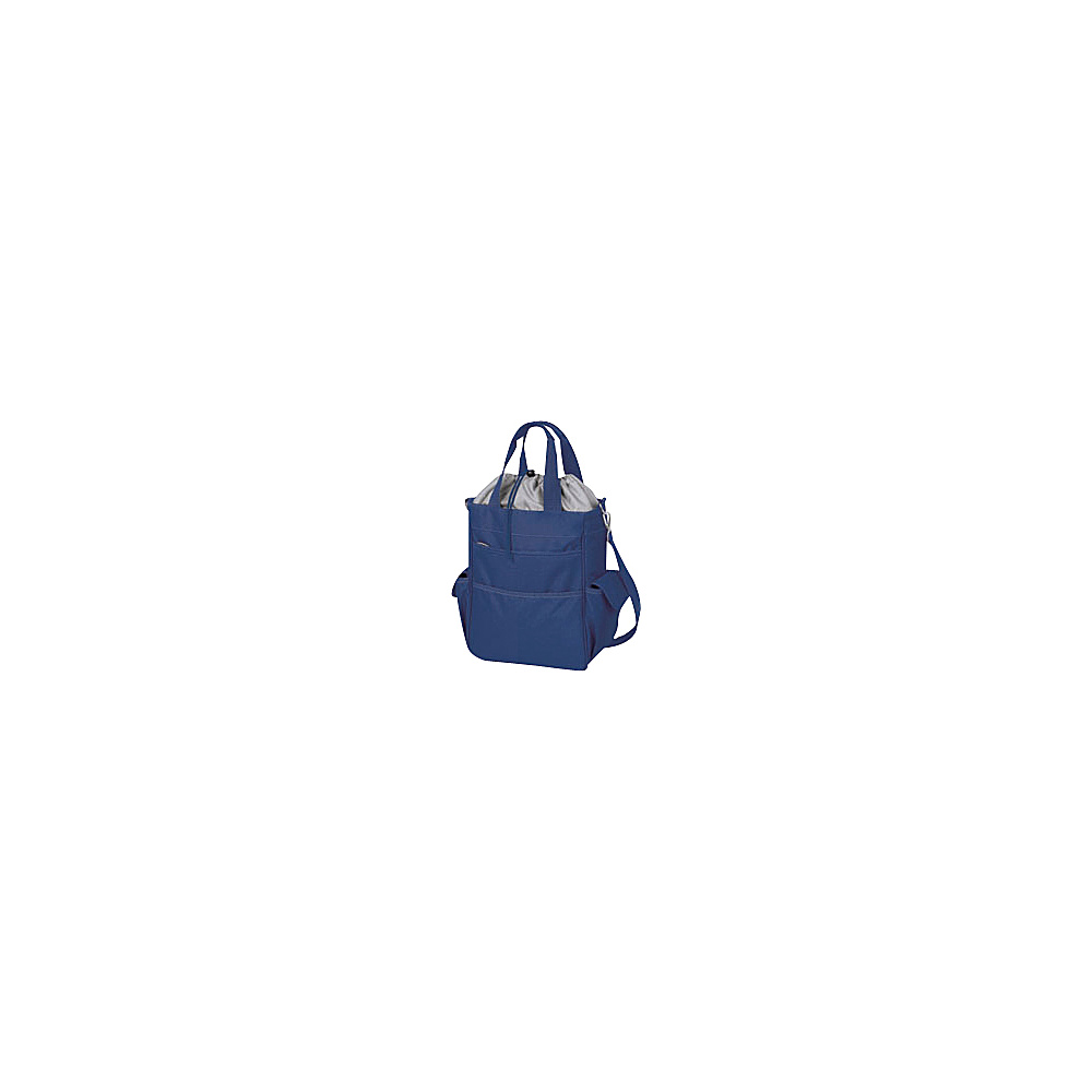 Picnic Time Activo Lunch Tote - Navy Blue - Outdoor, Outdoor Coolers