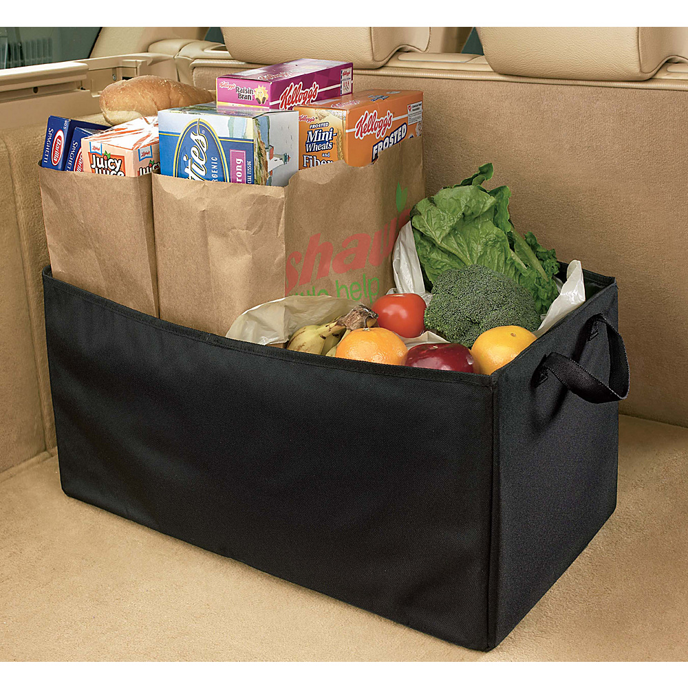 High Road Cargo Tote - Black