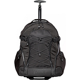 Shootout™ Backpack - Large Rolling Black/Black