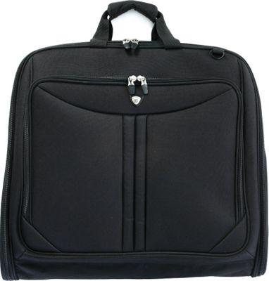 Olympia Garment Bag - Black