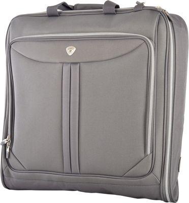 Olympia USA Garment Bag Grey - Olympia USA Garment Bags