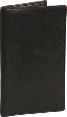 Osgoode Marley Cashmere Coat Pocket Wallet - Black