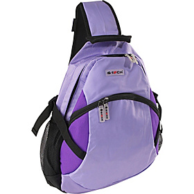 The Psycho iPod Backpack/Sling Lavender
