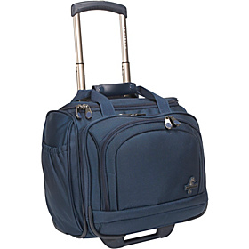 Infinity Elite 16'' Wheeled Carry On Tote Denim