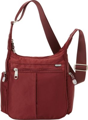 eBags Piazza Day Bag Wine - eBags Fabric Handbags