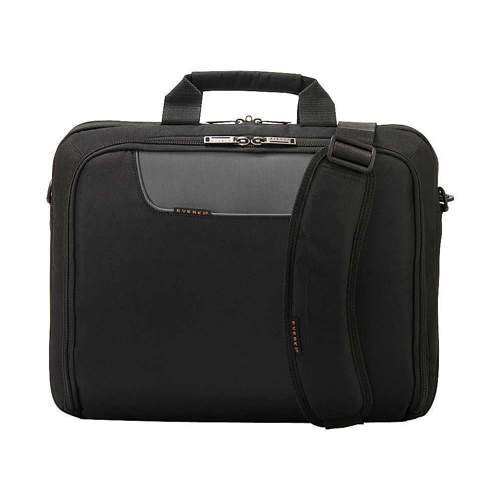 Everki Advance 16 Laptop Bag Black Everki Non Wheeled Business Cases