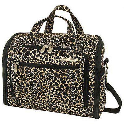 Travelon Independence Bag - Leopard