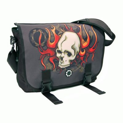 Skulls & Flames -  (Currently out of Stock)