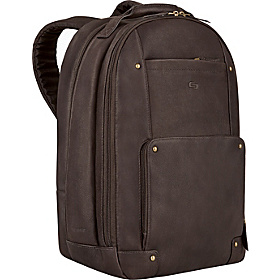 Vintage 15'' Laptop Backpack Espresso