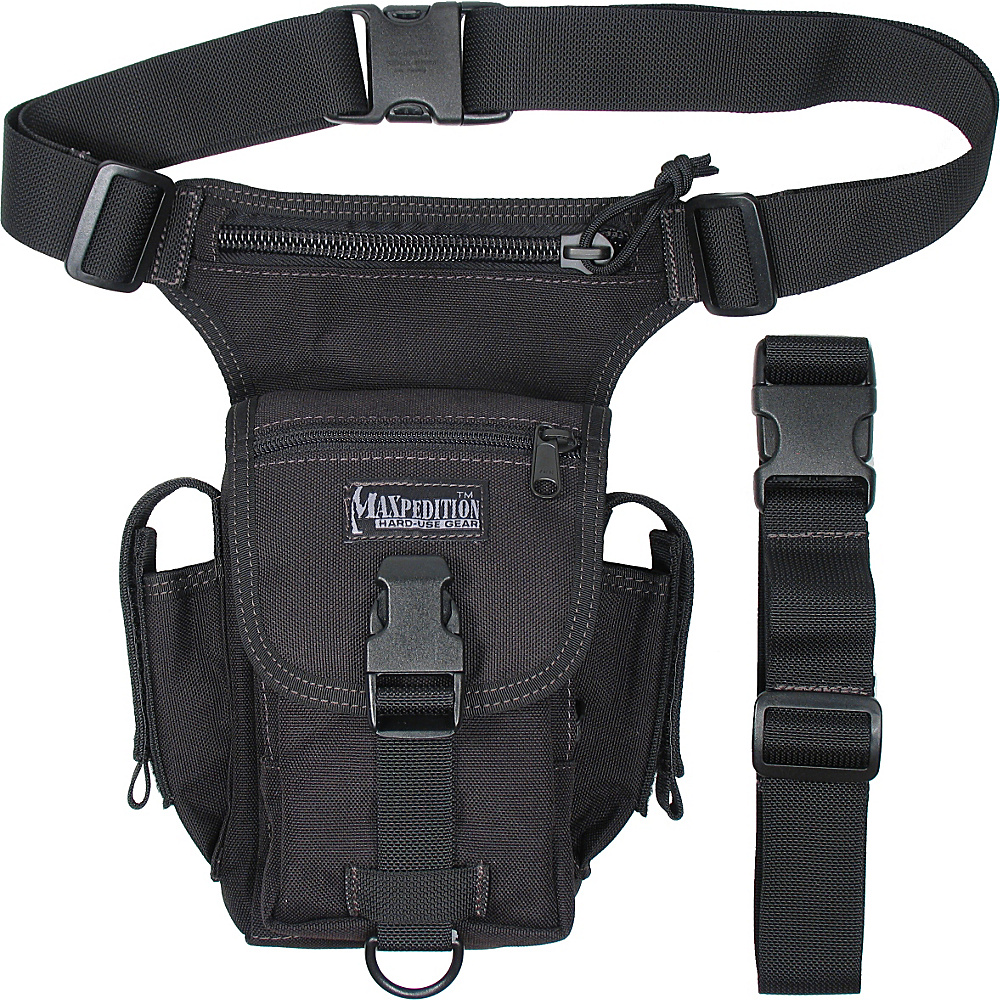 Maxpedition THERMITE VERSIPACK - Black - Outdoor, Tactical