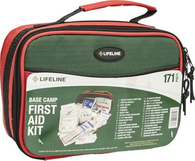Lifeline First Aid Base Camp - As-Shown